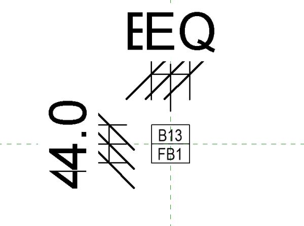 Roof Tag Symbol