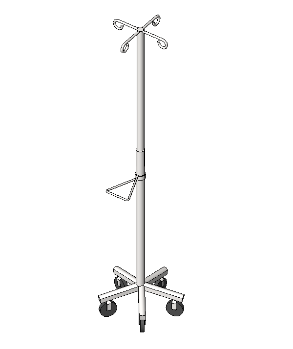 A mobile stand
